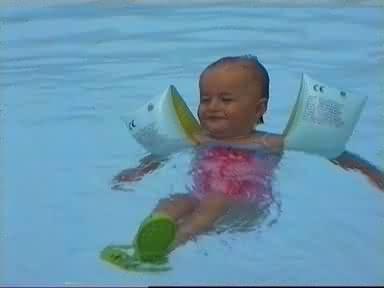 Mots d'enfants : au sujet des bébés dans Humour piscine